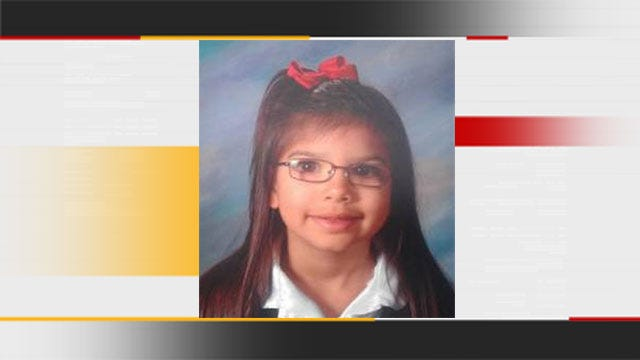 Amber Alert For Texas Girl Expanded To Oklahoma