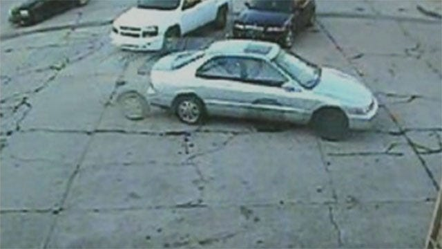 Police Search For Men Who Stole Car In Northwest OKC