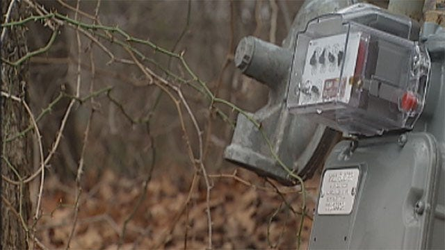 Gas Meter Theft Leaves OKC Family In The Cold