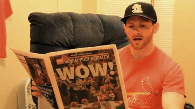 Local Fan A Finalist For MLB Fan Cave Contest
