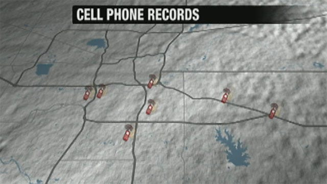 Investigators: Blanchard Mom's Phone Records Link Husband To Her Murder