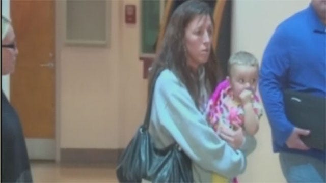 Abducted Baby Back Home With Mom In Waurika