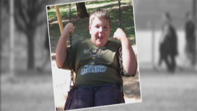 Guthrie 12-Year-Old Celebrates Losing 85 Pounds In One Year