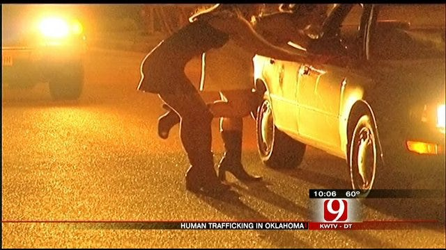Human Trafficking Happening in Oklahoma City
