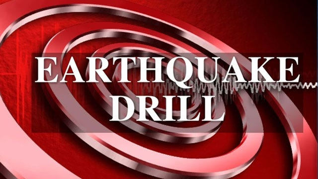 Oklahomans Encouraged To 'Shake Out' During Drill