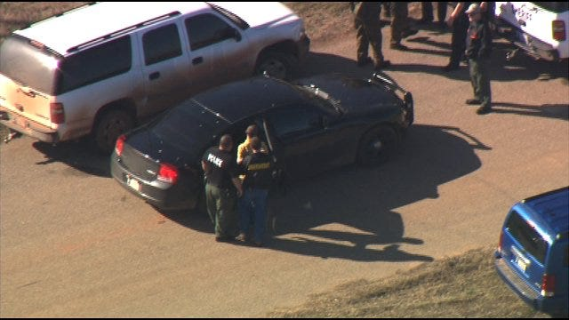 Fugitive In Lincoln County Captured