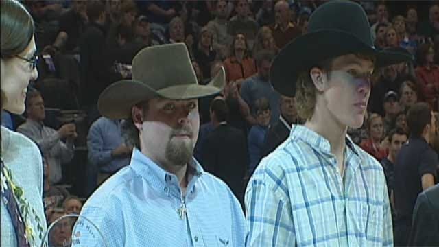 Yukon Couple Thank 'Guardian Angels in Cowboy Hats'