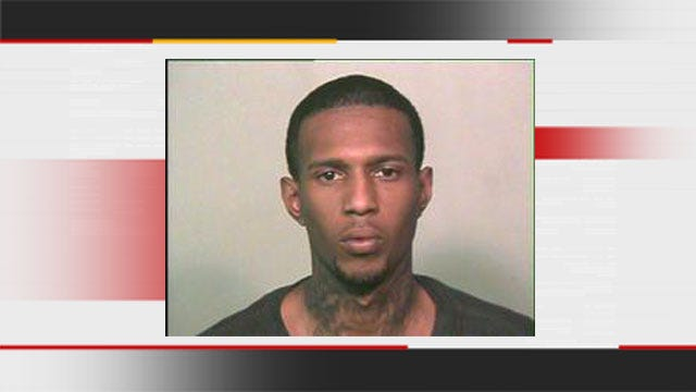 OKC Man Arrested For Murder May Be Involved In Drive-By Shooting