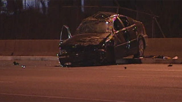 Road Rage Leads To Deadly Crash On Northwest Expressway In OKC
