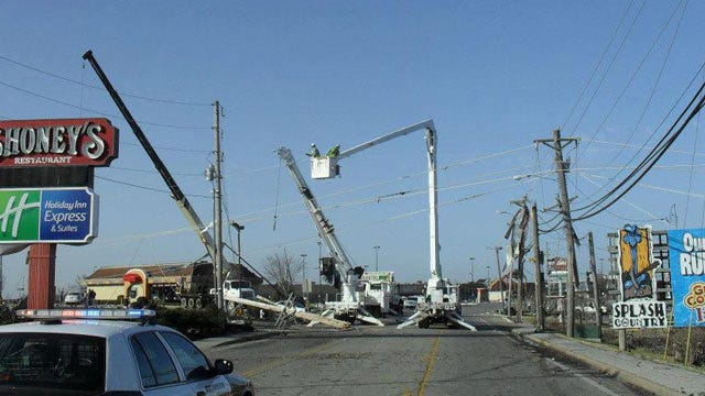 Branson Mayor: City To Reopen This Week After Tuesday Night Tornado