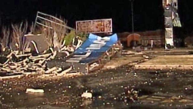 One Person Killed As Storms Roar Through Missouri, Kansas