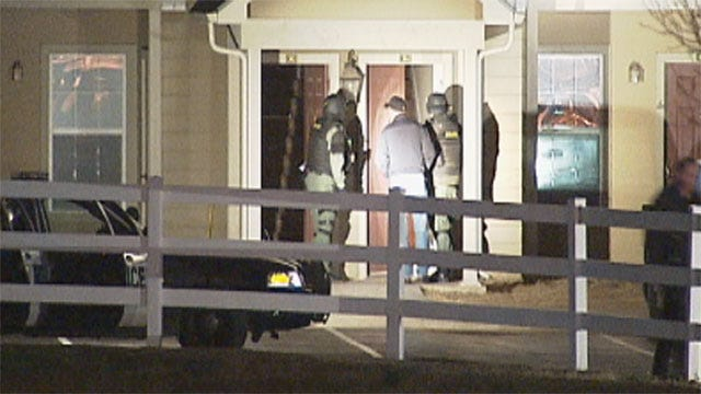 Domestic Abuse Call Leads To 7-Hour Police Standoff In El Reno