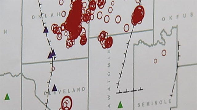 Officials Remind Oklahomans To Be Prepared For Earthquakes