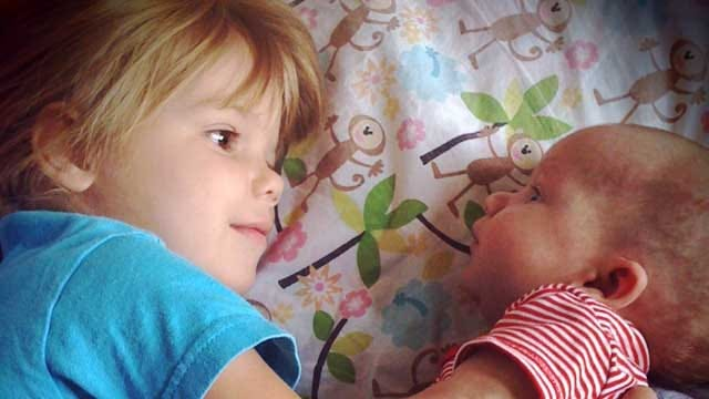 OKC Family Keeps Son Alive Through Feeding Tube
