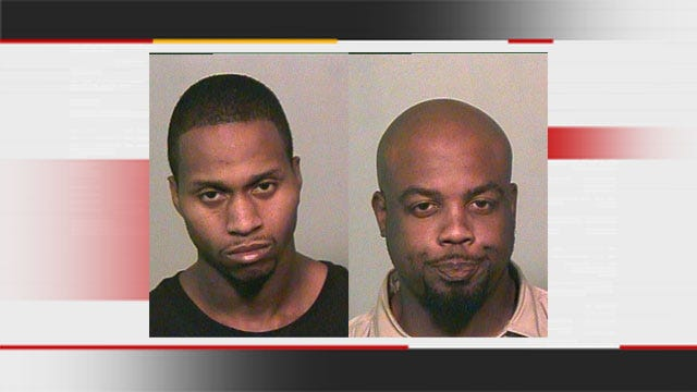 OKC Police Capture Two In High Speed Chase, Crash