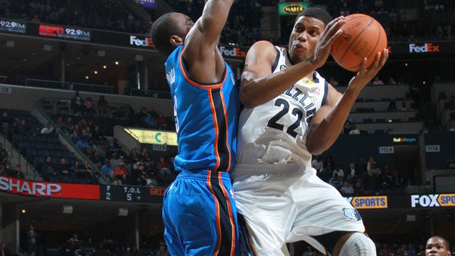 Russell Westbrook Powers Thunder Past Grizzlies For Fourth Straight