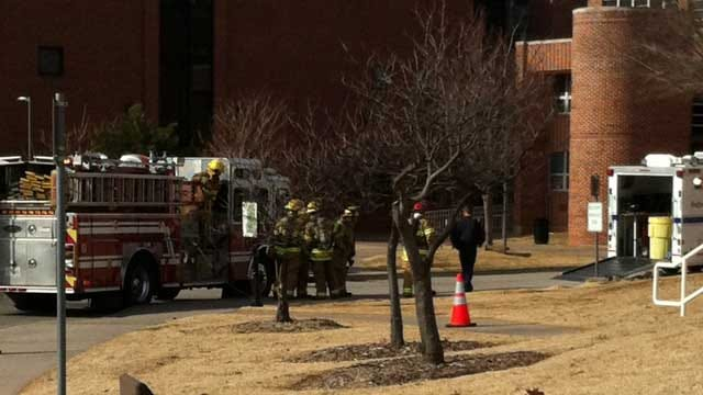 Explosive Chemical Removed From Lab At UCO