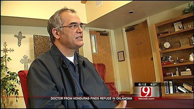 Honduran Doctor Seeks Refuge In Oklahoma