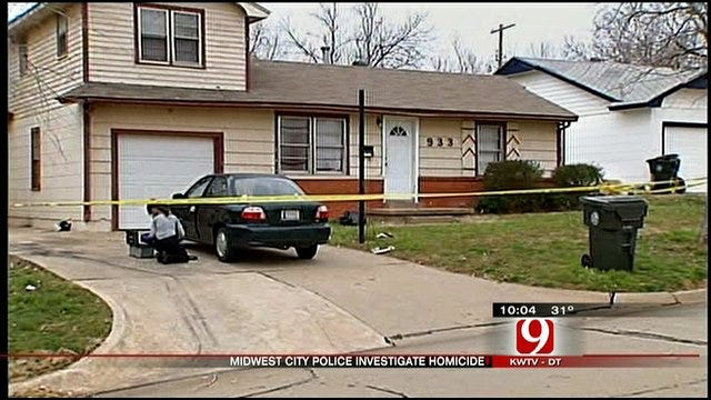 Midwest City Mom Found Dead Just Feet From Her Young Children