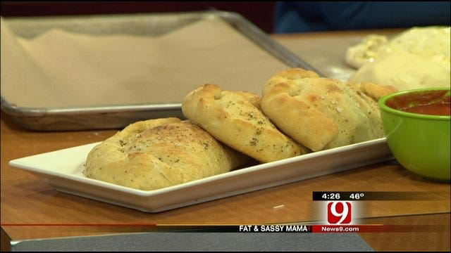 The Works Calzones