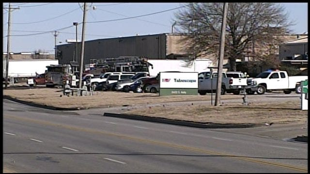 Four Injured In Chemical Explosion In Edmond