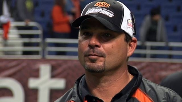 Joe Deforest Leaves Oklahoma State Football