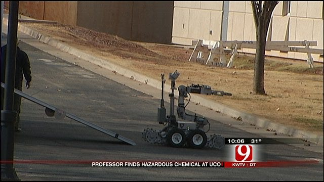 UCO Returns To Normal After Chemical Scare