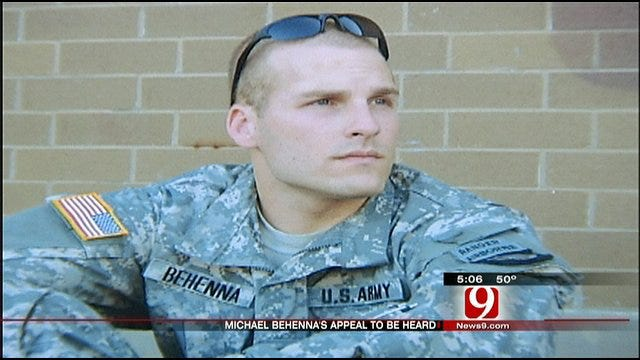 Court Agrees To Hear Michael Behenna's Appeal