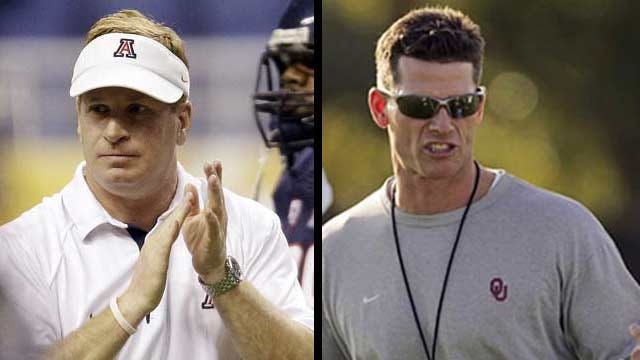 Oklahoma Announces Football Coaching Changes