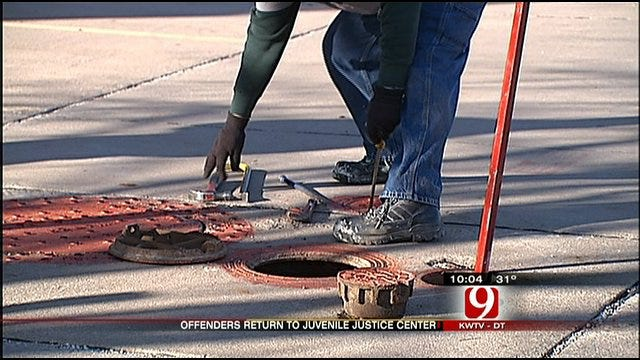 Prank Shuts Down Water To Juvenile Justice Center