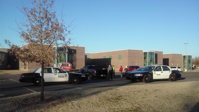 Shotgun, Ammo Found In Vehicle At U.S. Grant High School