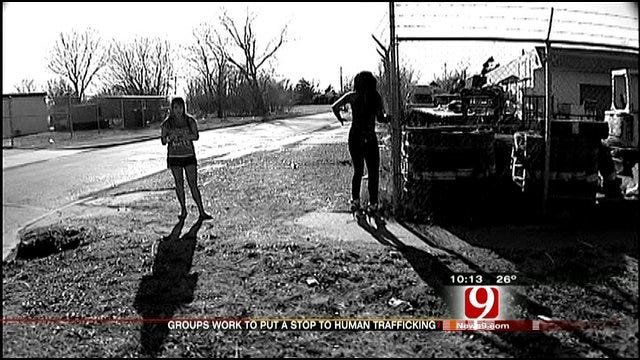 Volunteers Fight Human Trafficking With Hot Chocolate