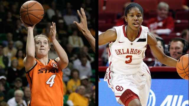 Womens Bedlam Basketball Hits Stillwater Saturday