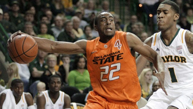 Baylor Runs Away In Second Half To Defeat Oklahoma State