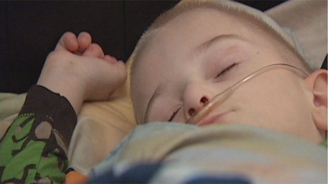 Funeral Services Set For Harrah Boy, Honorary Police Officer
