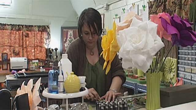 Work Of Stillwater Artist Gets Noticed In Hollywood