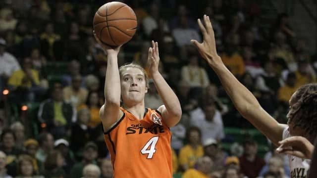 Oklahoma State's Donohoe Nets Fourth Big 12 Honor