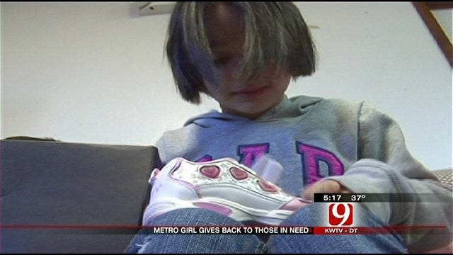 Edmond Girl Donates Birthday Gifts To Youth Shelter