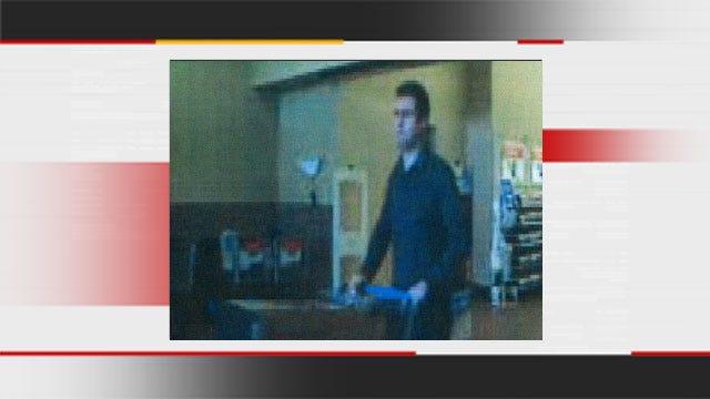 Edmond Police Seek Alleged Computer Thief
