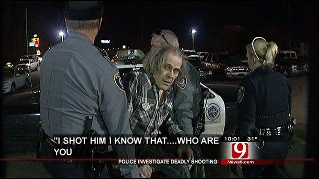 Oklahoma City Man Tells News 9 He Shot His Son