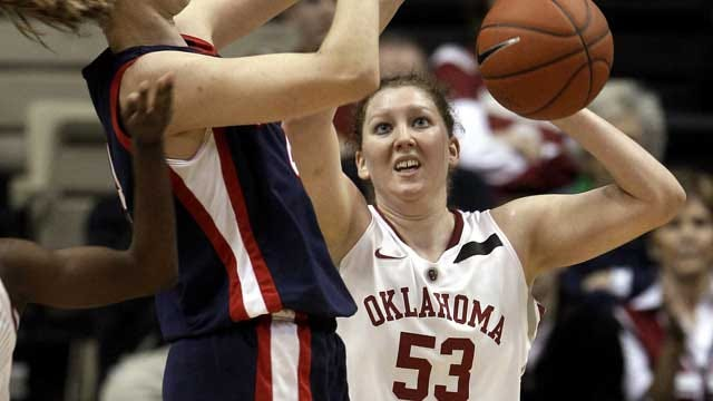 OU's McFarland Out Indefinitely With Broken Jaw