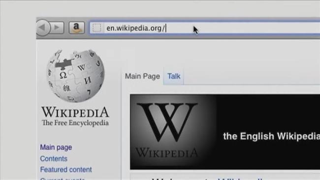 Wikipedia Goes Dark In Protest