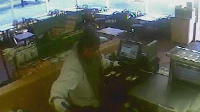 Man In Spider-Man-Like Mask Robs Oklahoma City Store