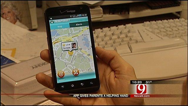 New App Makes Keeping Kids Safe A Little Easier