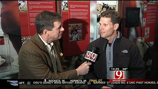 One-on-One With Brent Venables