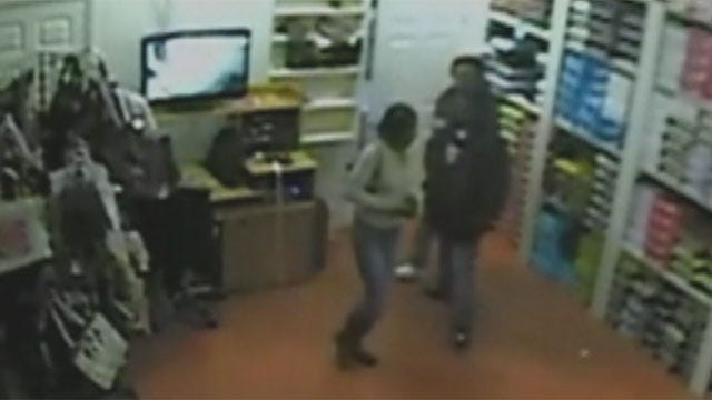 Robbers Kidnap Worker, Rob OKC Store And Victim's House