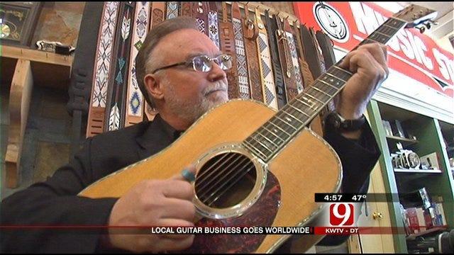 Road Trip El Reno: Oklahoma Vintage Guitar