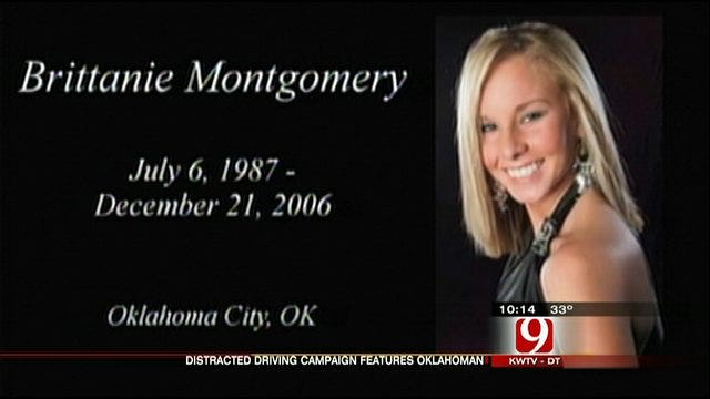 UCO Accident Victim Featured In Anti-Distracted Driving Campaign