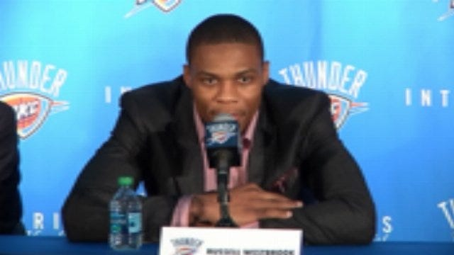 Russell Westbrook: Thunder Might Be Best Organization In Sports