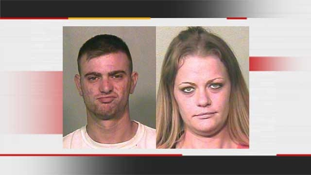 OKC Police Find Couple Passed Out In Car With Infant Daughter